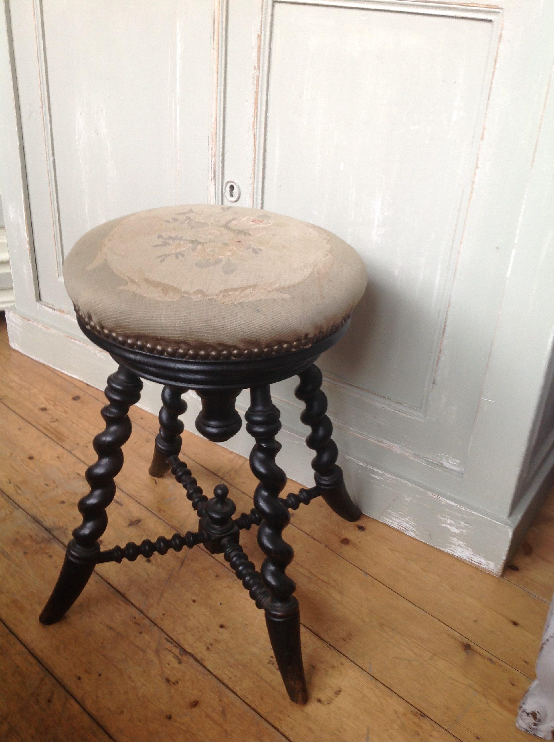Incredible Napoleon Iii Piano Stool Antiquites Francaises Uwap Interior Chair Design Uwaporg